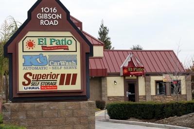 Delightful El Patio Sign And Restaurant   Photo Taken Dec 2, 2010.