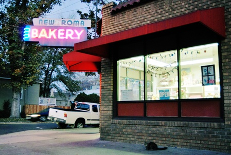 New Roma Bakery - Sacramento - LocalWiki