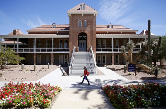 Old Main, University of Arizona - Tucson Arizona - LocalWiki