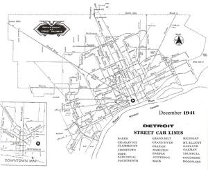 Detroit Streetcars - Detroit - LocalWiki