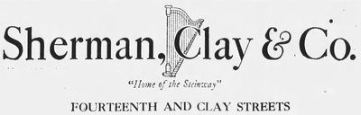 Sherman Clay Logo