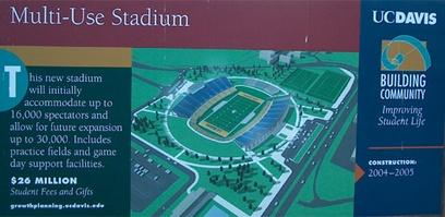 Aggie Stadium - Davis - LocalWiki