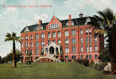 St Mary College >> Saint Mary S College Oakland Localwiki
