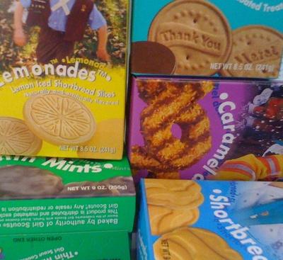 girl scout cookies   davis   localwiki