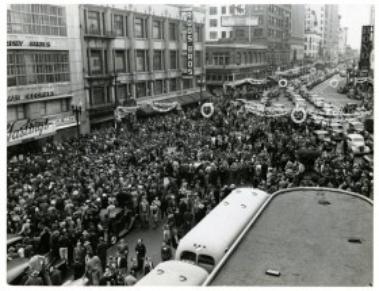 1946 oakland general strike oakland localwiki