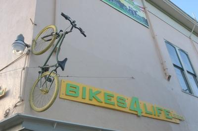 Bikes 4 Life Oakland Bikes Life sign