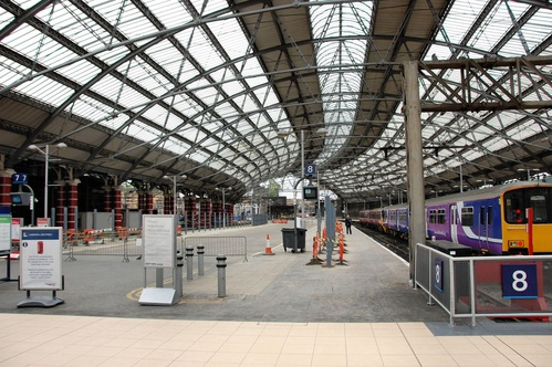 Lime Street Station Liverpool Localwiki