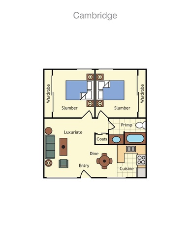Cambridge Court Apartments Mansfield Rd Shreveport La