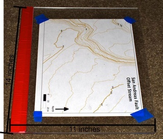 uc davis geology department map board davis localwiki