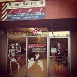 Motown Barber Shop - Davis - LocalWiki
