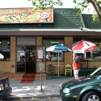 Sinbad S Pizza Mediterranean Food