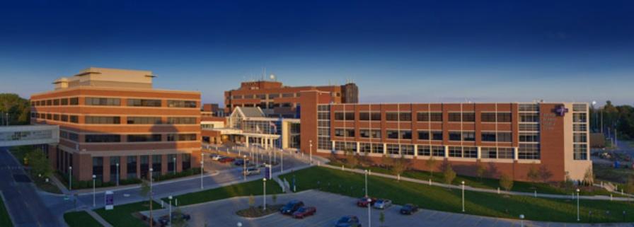 Volunteering at Advocate Bromenn Hospital - Bloomington ...