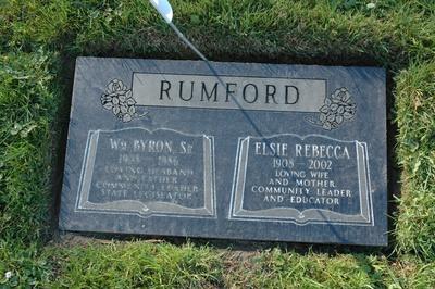 William Byron Rumford Oakland Localwiki