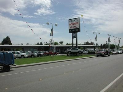 Davis Pontiac Buick Gmc Inc Davis Localwiki