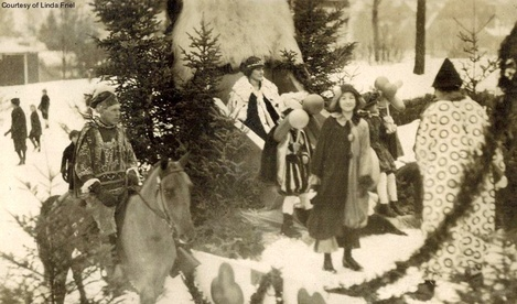Carnival 1920 1920 Winter Carnival