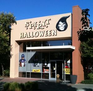 Spirit Halloween - Davis - LocalWiki