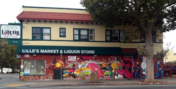 Stores in Oakland