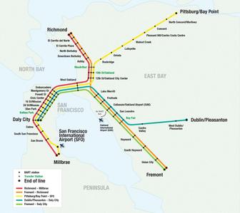 BART - San Francisco - LocalWiki