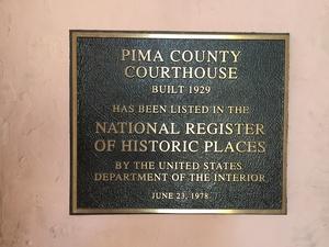The Old Pima County Courthouse - Tucson Arizona - LocalWiki