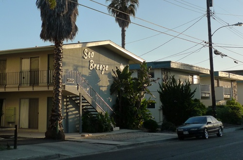 Apartment Buildings with Classy Names - Isla Vista - LocalWiki