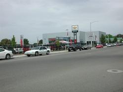 Nissan Main Dealer Used Cars