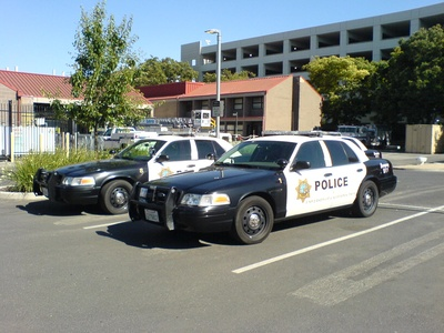 Police Building Ucdpd Patrol Cars