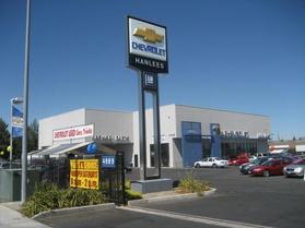 Hanlees Chevrolet Davis Localwiki