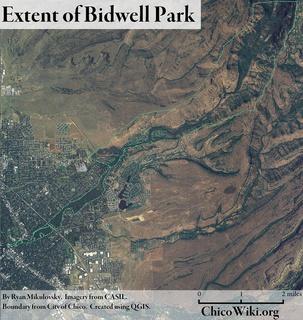 Bidwell Park Chico Localwiki