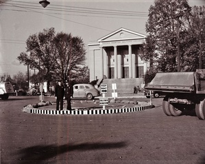 Five Points Traffic Circle - Raleigh - LocalWiki