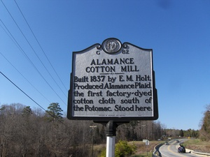 Textile Mill's History - Alamance County, NC - LocalWiki