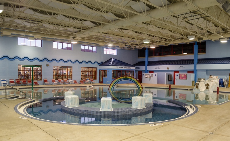 Information About Arctic Splash On Wheeling Park District Arlington Heights Il
