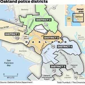Oakland Police Department - Oakland - LocalWiki