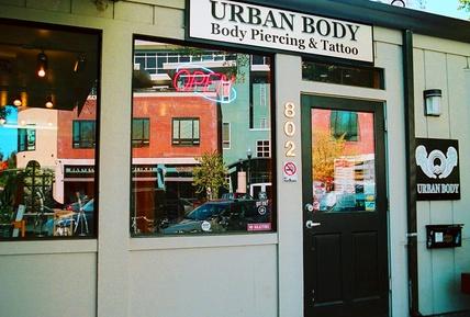 Urban Body Piercing Tattoo Davis Localwiki