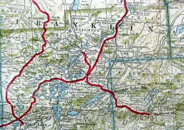 New York Central - Historic Saranac Lake - LocalWiki Buy New York Central Railroad Map on new york railroad map 1870, new york ontario and western, amtrak map, new york underground railroad map, new york railroad track maps, norfolk and western railroad map, lehigh valley railroad map, baltimore and ohio railroad map, central pacific railroad map, grand trunk railroad map, bnsf railroad map, pennsylvania railroad map, csx railroad map, new york rail system map, reading railroad map, rock island railroad map, wabash railroad map, nickel plate railroad map, new york state railroad, erie railroad map,