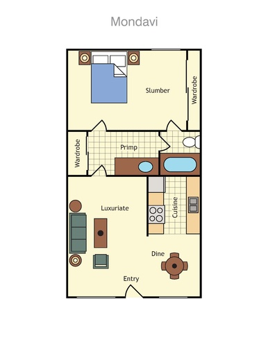 Dorm Room Layout Designs
