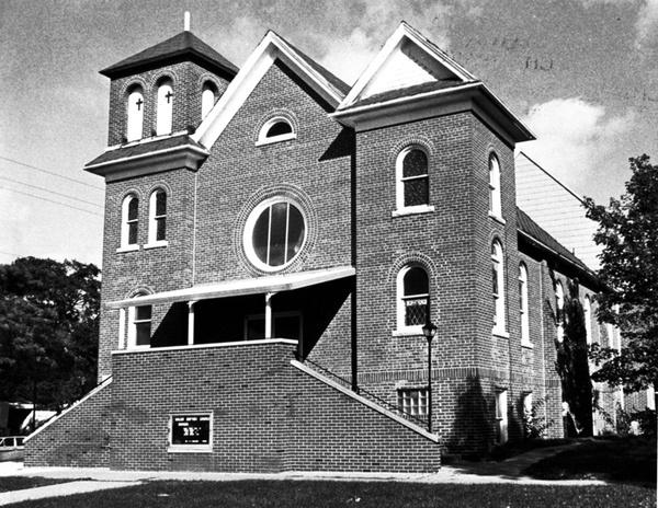 Salem Baptist Church - Champaign-Urbana - LocalWiki