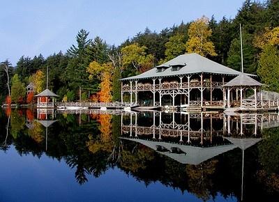 Historic Adirondack Camps Historic Saranac Lake Localwiki
