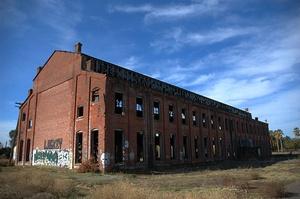 Barber Yard Chico : Diamond Match Factory - Chico - LocalWiki