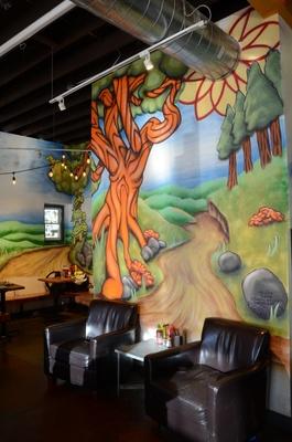 Paradise Park Cafe Menu