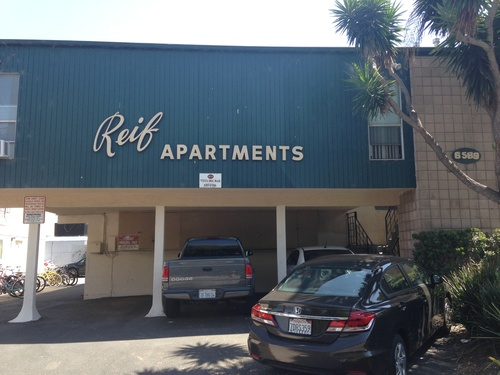 Reif Apartments