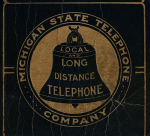 1906 : First Michigan Yellow-Pages Directory
