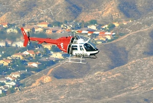 Identifying helicopters you might see in Los Angeles - Los