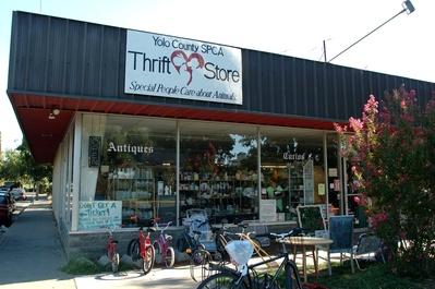 SPCA Thrift Store - Davis - LocalWiki