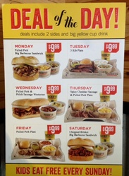 Dickeys' Barbecue Pit, Westminster Picture: deal of the day - Check out TripAdvisor members' 4, candid photos and videos of Dickeys' Barbecue Pit.