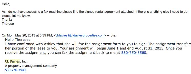 Cl Davies Property Management