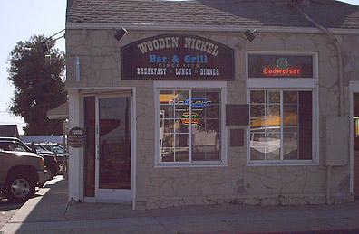 Wooden Nickel Bar Grill Santa Cruz Localwiki