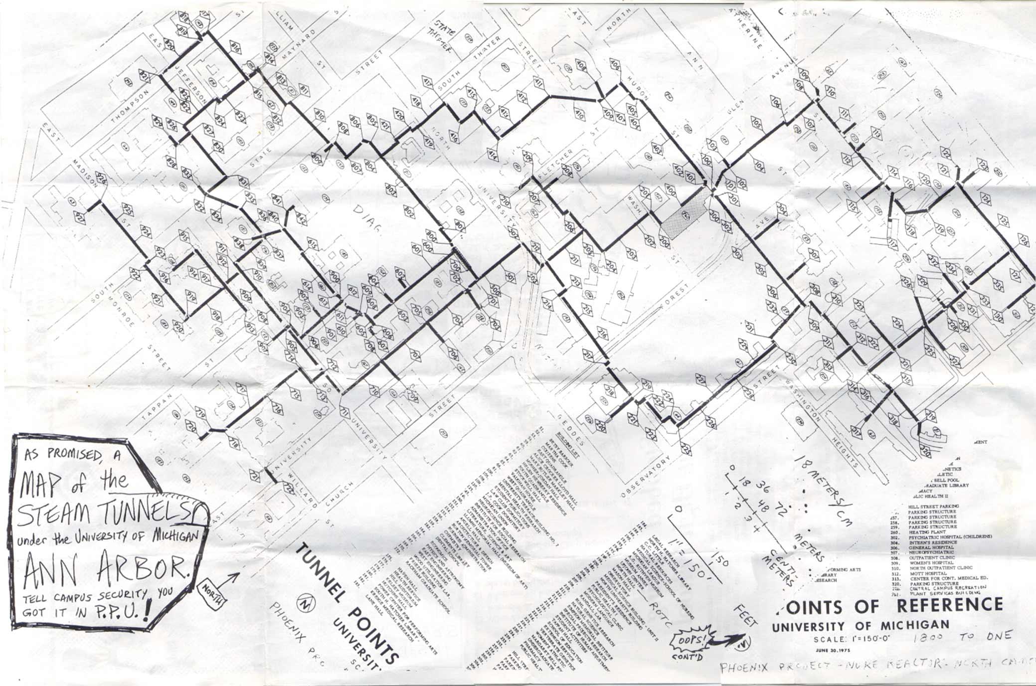 Steam Tunnels Ann Arbor Localwiki