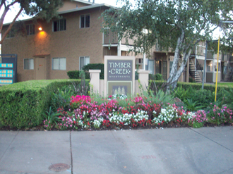 Timber Creek Apartments Chico