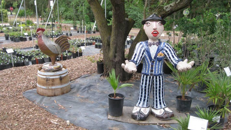 Feel Free To Visit The Greg Lynn Memorial Arboretum Here At Nursery
