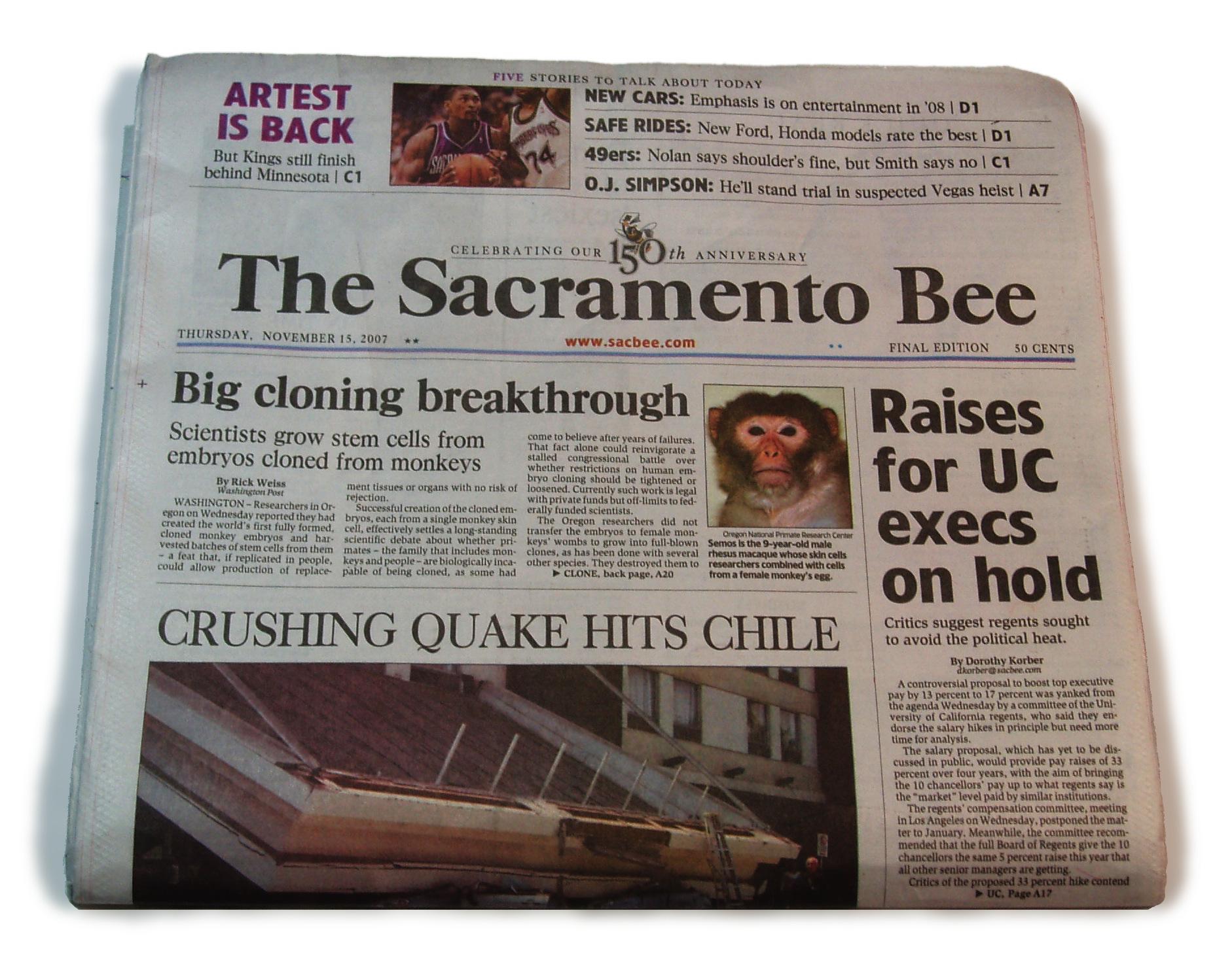 "Information about ""Sacramento_Bee.jpg"" on sacramento bee ..."